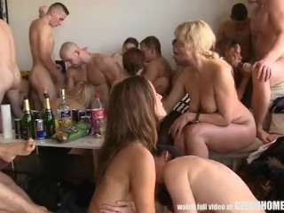 The Swinger Experience Presents Hardcore Group Sex on HomeParty