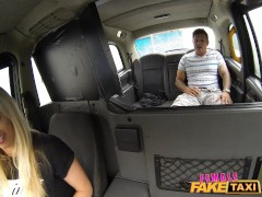 Picture FemaleFakeTaxi She ll take you all the way