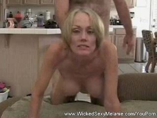 Pussy filling For Teen amateur GILF Mommy