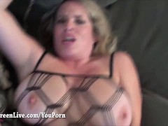 Picture Big Tit Maggie Green Gets Fucked in Fishnet