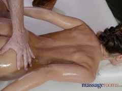 Picture Massage Rooms Horny Milf wanks sucks and fuc...