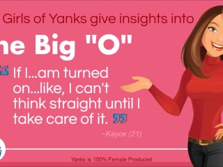 Youporn Female Director Series - The Girls of Yanks Give Insights into -  The Big