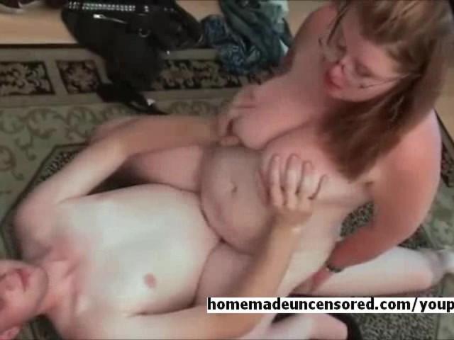 Ebony Teen Sucking Fucking