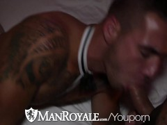 Picture ManRoyale - Dimitri Kane Gets Fucked By Dere...