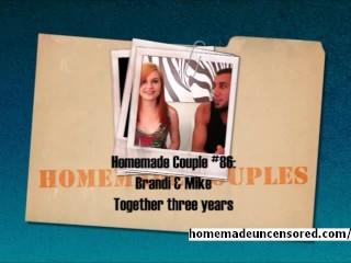 Homemade Sex Tape Amateur Couple Recording