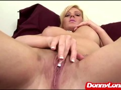 Picture Donny Long titty fucks big titty attention w...