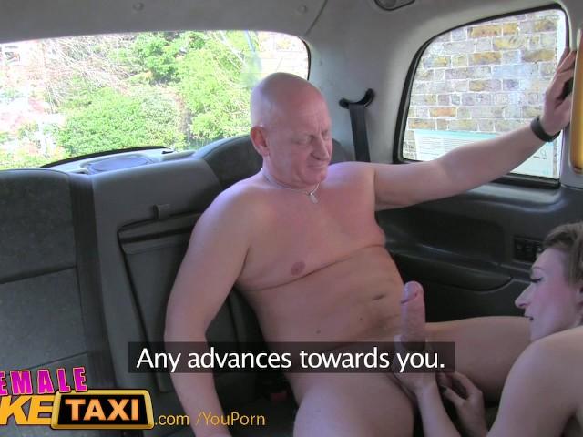 Female Fake Taxi Lesbian Strap