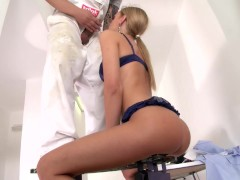 Picture Perfect ass perfect blowjob - DDF Production