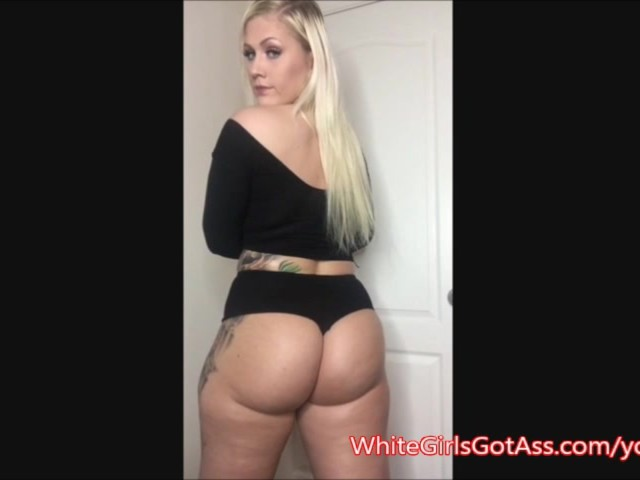 Thick Ass White Girl - Free Porn Videos - Youporn-4159