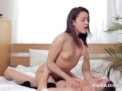 Picture PARADISE FILMS Gorgeous Natural Russian Youn...