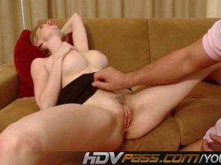 Busty Babe Tarra White Gets Anal Sex