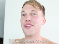 Picture GayRoom - Jay Fine Goes Deep in Parker Micha...