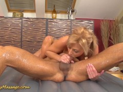Picture Young Girl 18+ loves slippery nuru massage s...