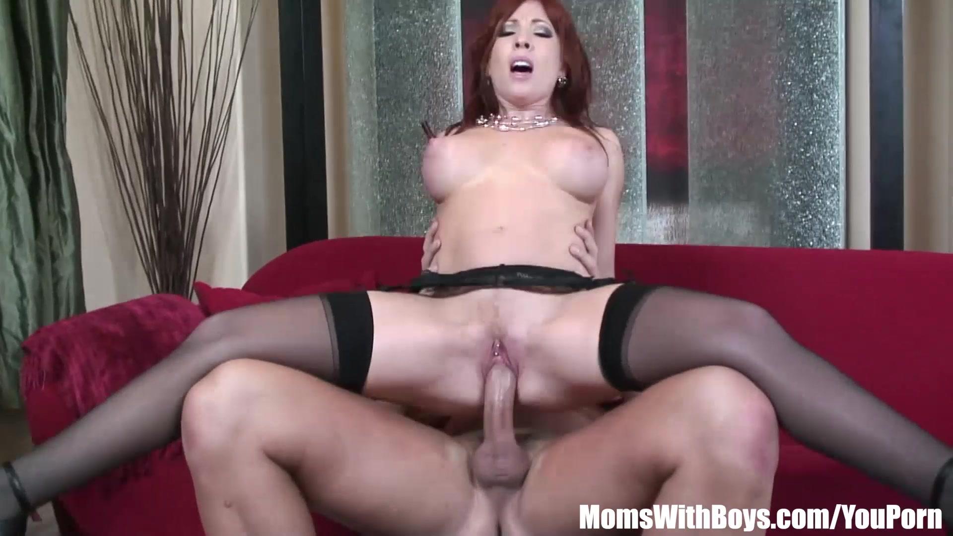 August pornstars anal scene
