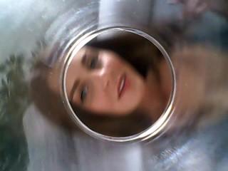 Kira - Kinky selfie (endoscope pussy cam video)
