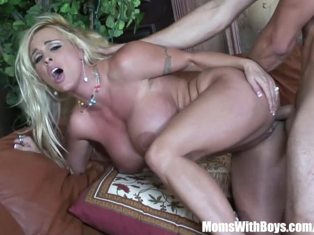 Step Mom Fucked Under Table