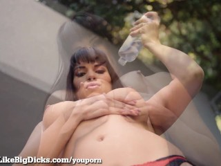Busty Babe Mercedes Carrera Takes A Pounding!