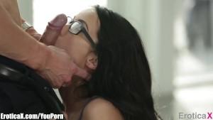 Megan rain me vengo en tu casa video porno Eroticax Megan Rain Cum Licks The Boss Free Porn Videos Youporn