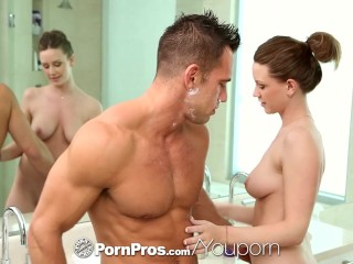 PornPros - Delilah Blue has her freshly shaved pussy fucked
