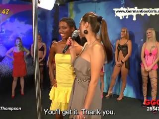 German Goo Girls - Sexy Zara s interview Eng subs