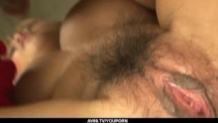 Big tits Japanese angel amazes in hardcore action