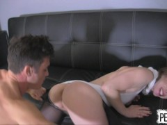 Picture Anya Olsen Gets Hers w Lance Hart CREAMPIE E...