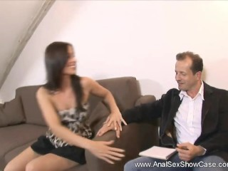 MILF Gets Anal Sex Therapy