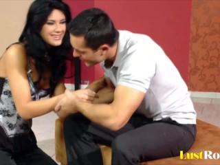 Hot Sorana really loves to get anally penetrated