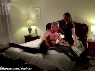 Casey Calvert releases Sex Passion with Older Man