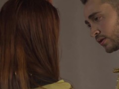Picture Hot arab scene with Gala Brown and syrian po...
