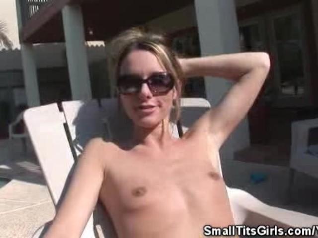 Small Tits Big Ass Teen