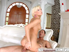 Picture All Internal blonde Young Girl 18+ Candee Li...