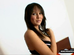 Picture In our Casting Angel Kiss Masturbates on Cam...