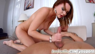 Ass Traffic Emily Thorne gets in the ass anally