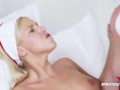 Picture Slutty Nurse Karol Lilien Treats a Patient t...