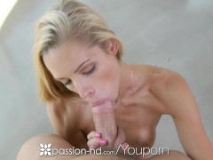 Picture Passion-HD - Hot blonde babe Brooke Logan an...