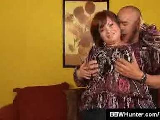 Cock Sucking And Titty Fucking BBW Jezzebel