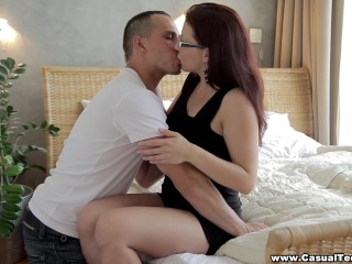 Glasses/tutoring casual sex hot after