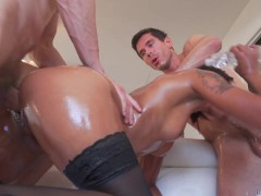 Picture Two big cocks for Skin DIamond.mp4
