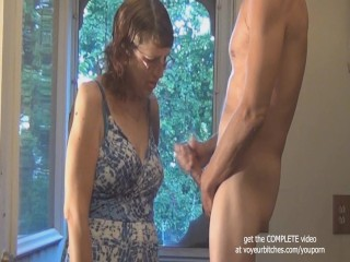 old slag watches nude male