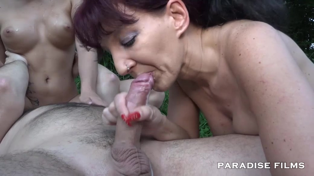 Brunette chick gets rough sex in horny action cartoon