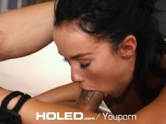 Picture HOLED - Megan Rain rope bondage for hardcore...