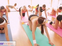 Picture FitnessRooms Barbara Bieber has a sexual wor...