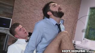 HotHouse Office Hot Desk Fuck