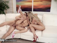 Picture Brandi Love Corrupts Innocent Young Girl 18+...