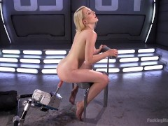 Picture Lily LaBeau in Machine Fucked