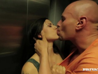 Billie Star Has Some Rough Sex With Two Big Dicks