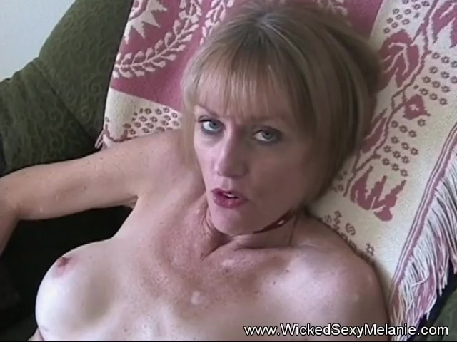Mom sucks dick for son