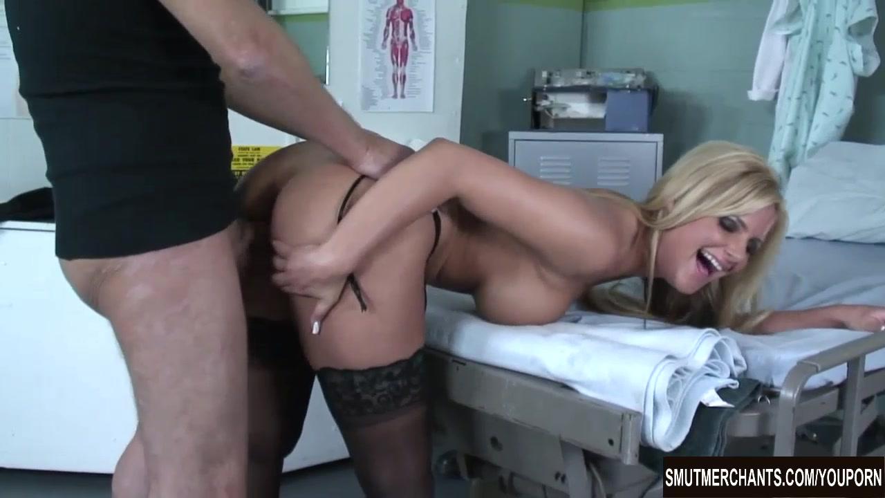Blonde milf fucking
