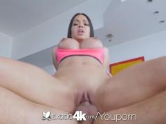 Exotic4K - Big bouncy latina...